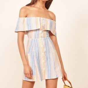 Reformation Landy Dress